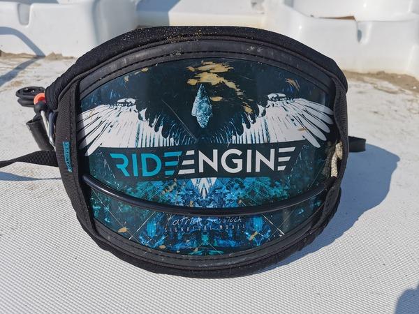 Ride Engine - Patrick Rebstock trapezio Tg.M carbonio