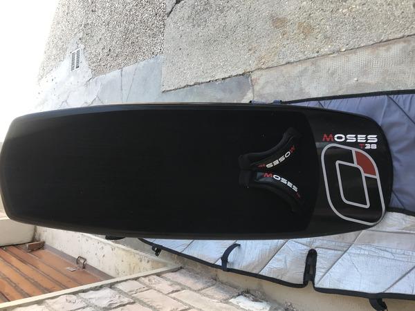 Moses - T-38 Carbon + Onda kit 91