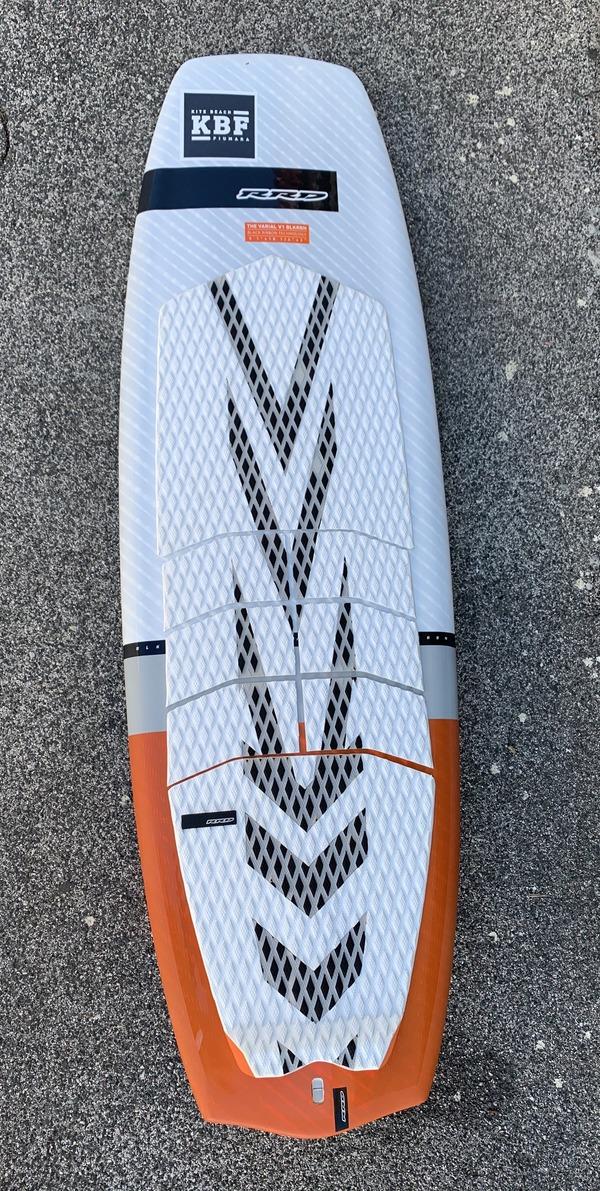 Rrd - The varial V1 black ribbon