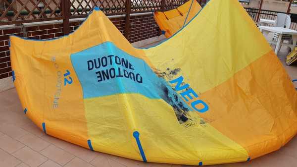 Duotone - NEO 12 del 2019 comprato 2020
