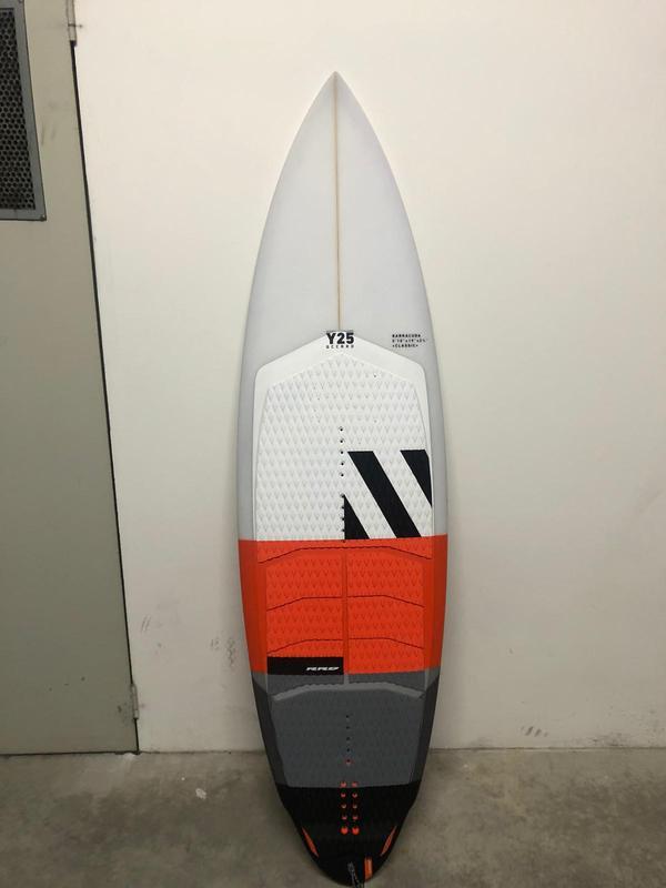 Rrd - Barracuda 2020 Y25 5'10'' surfino