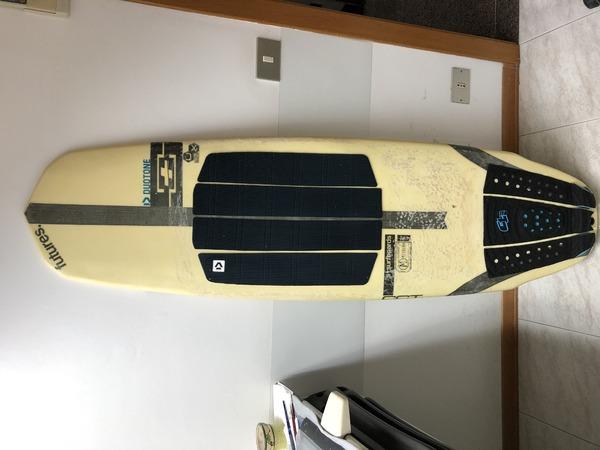 altra - S+ surfboards Meteora 5.1