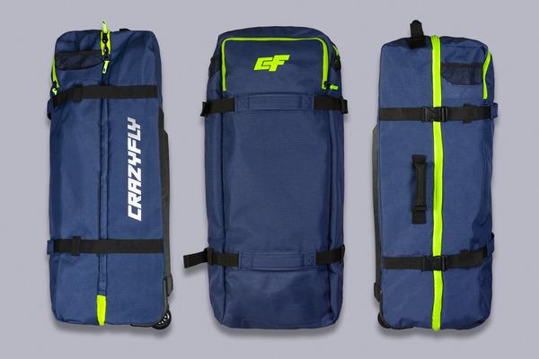 Crazyfly - Large roller travel bag