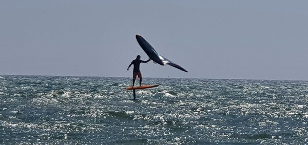 """F-One - WING: Rocket Pro Carbon 6'6'"""""""