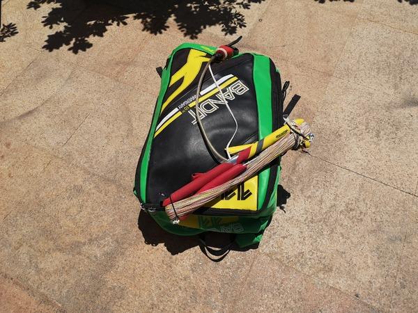 "F-One - Kite Bandit 10+monolith Bar 45"" 2017"