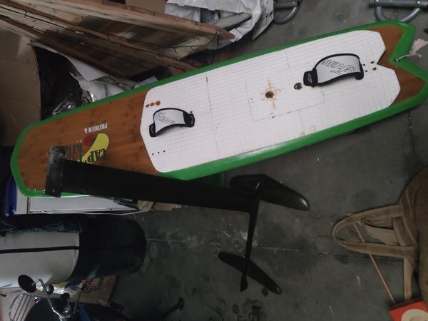 altra - Custom Surfino ibrido hydrofoil