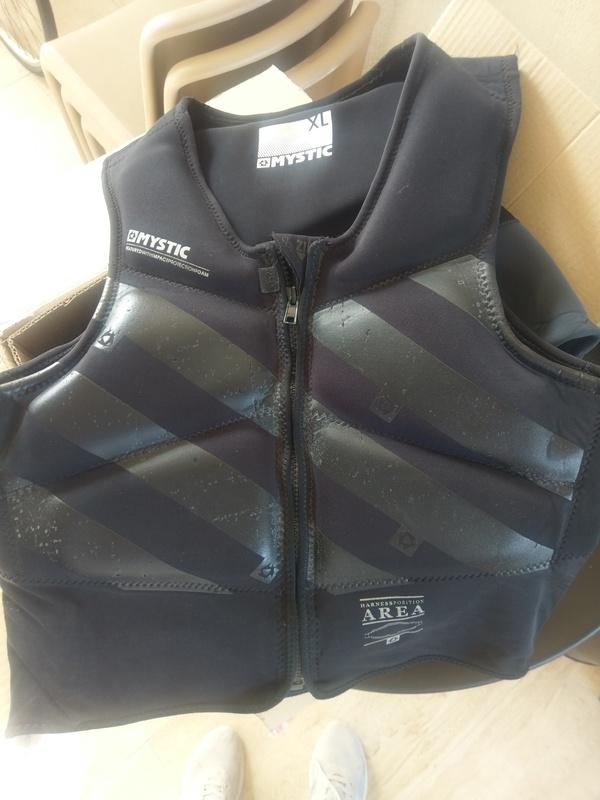Mystic - Impact Block vest