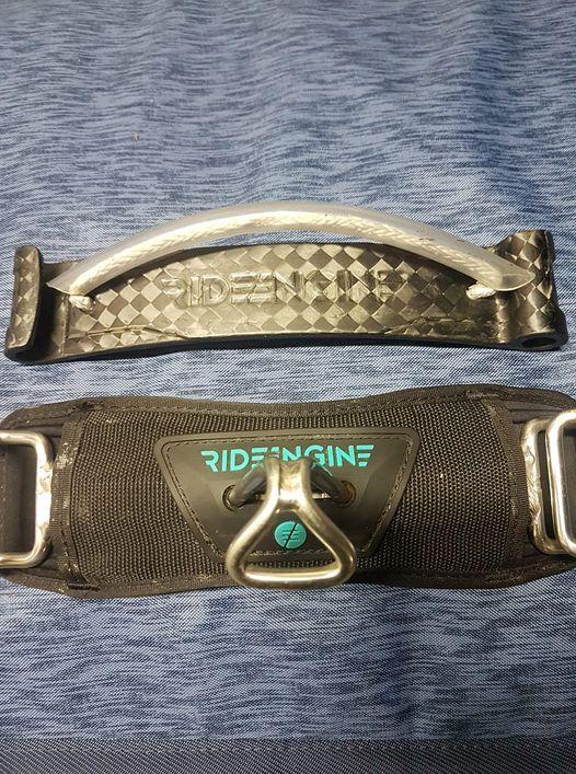 Ride Engine - ganci
