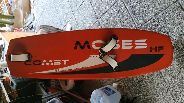 Moses - Comet
