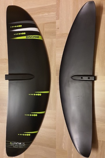 altra - Gong FOIL ALLVATOR SURF/SUP FRONT WING PRO - XL