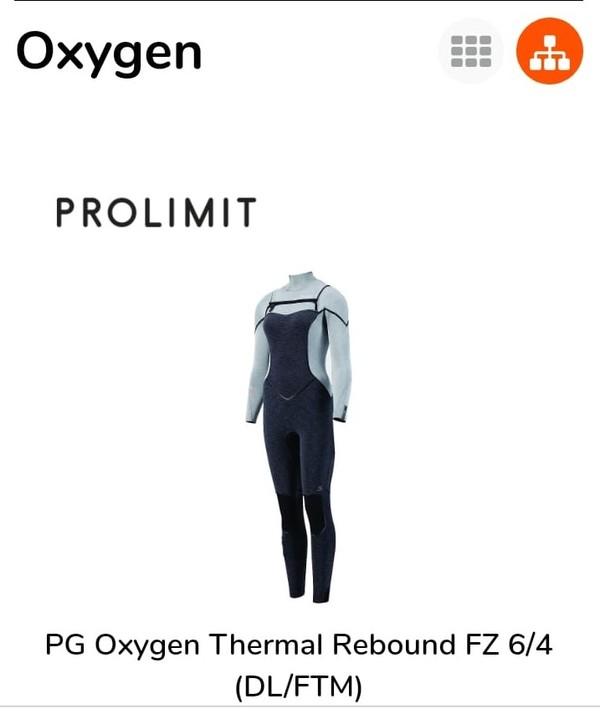 Prolimit - Oxygen Donna
