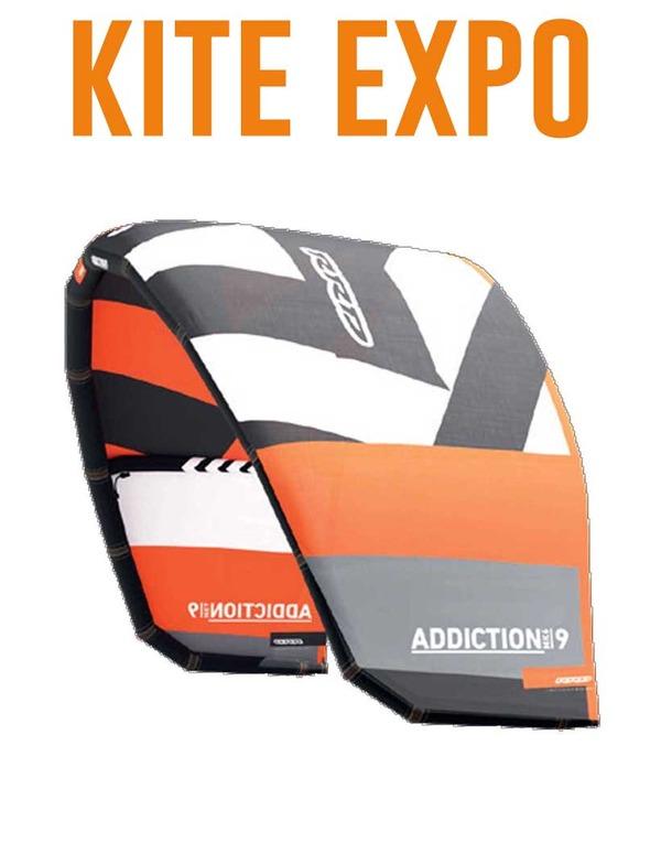 Rrd - Addiction Mk6 15mt 2019 Expo *SPEDIZIONE GRATUITA IN ITALIA*