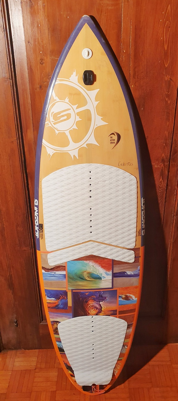 Slingshot - Surf Celeritas 5.6