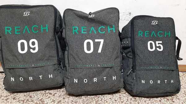North - REACH 9-7-5 con barra