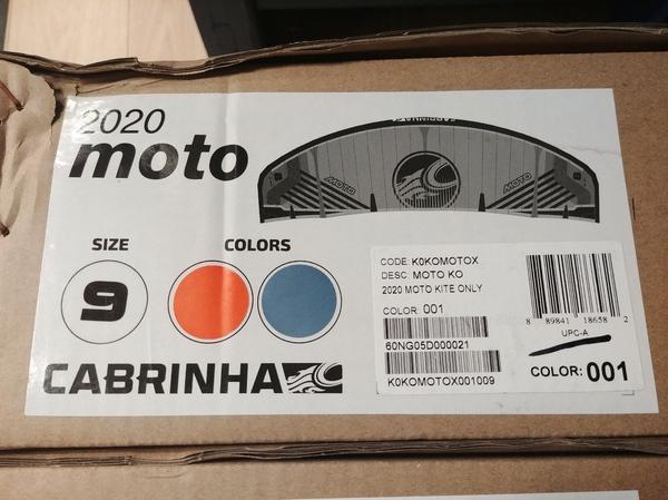Cabrinha - Moto 9 - 2020