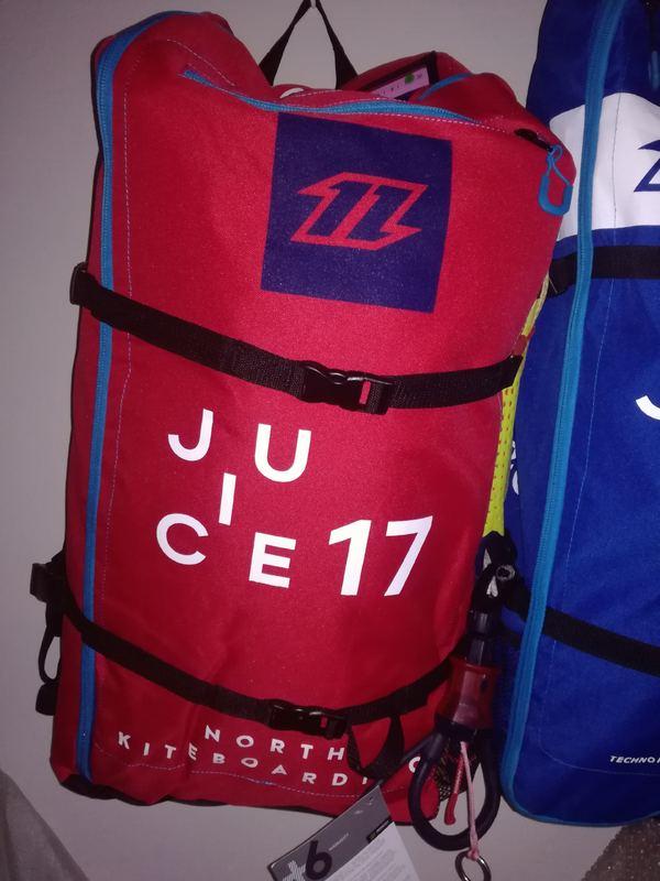 North - Juice 17 + barra 27mt