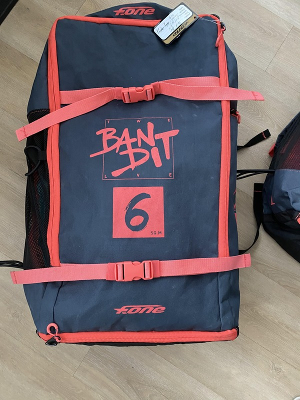 F-One - Bandit 6 2019 nuova