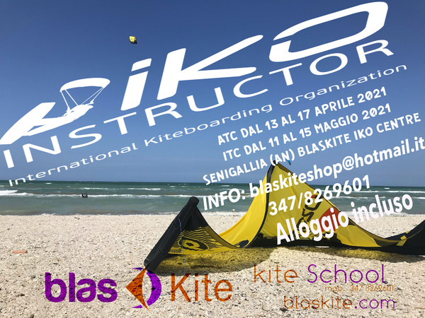 Ozone - International Kitesurfing Organization Training Course ATC -ITC