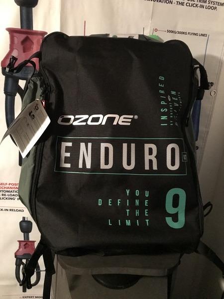 Ozone - Enduro V3- Bright Green