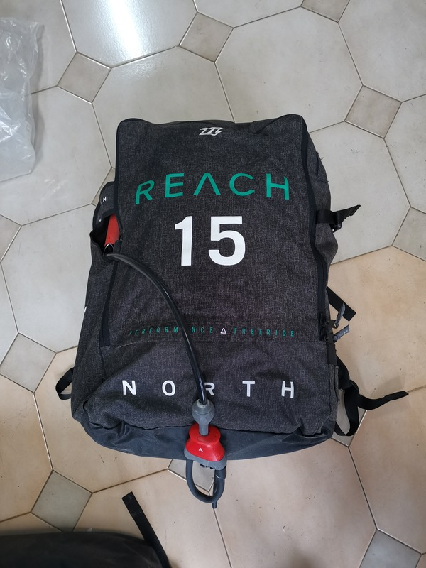 North - Reach 15