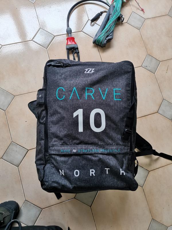 North - Carve 10