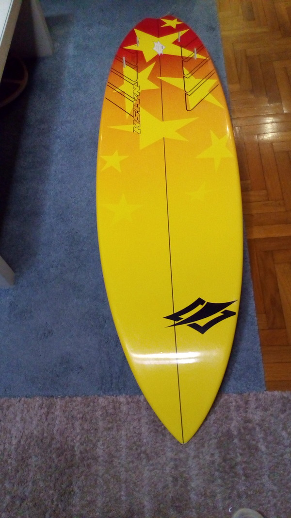 Naish - naish surf global 5.8