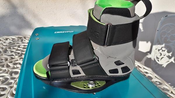 Slingshot - Verdict Boots Bindings Kite Wake