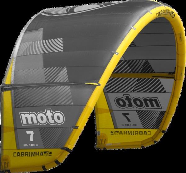 Cabrinha - Moto 7 - 2019 + barra inclusa