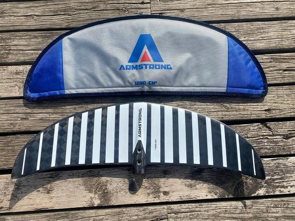altra - Armstrong  Ala anteriore 1050