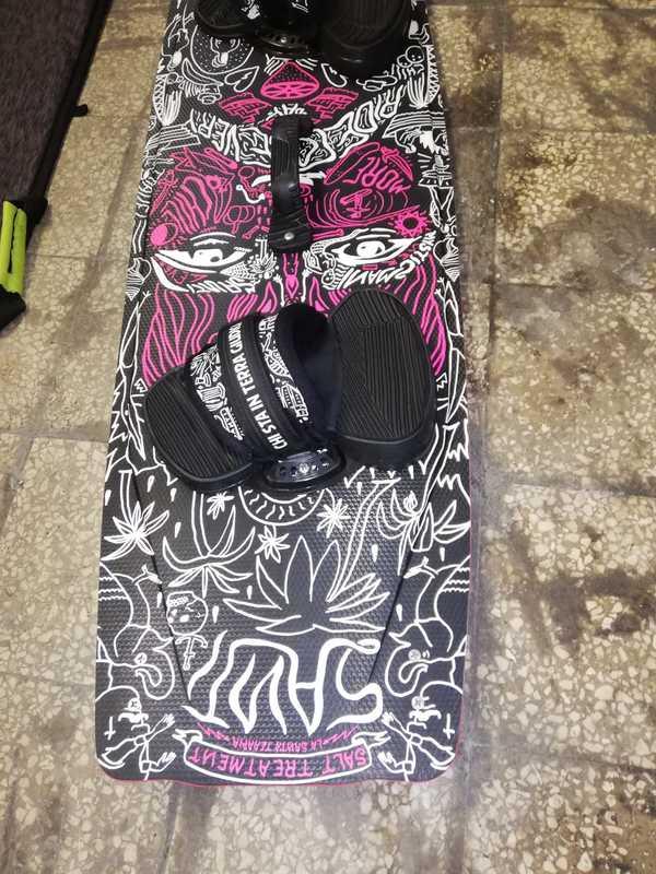 altra - Santi Boards  135 x 41