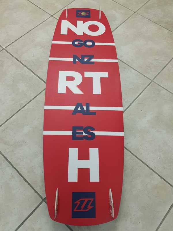 North - GONZALES 138X41,5