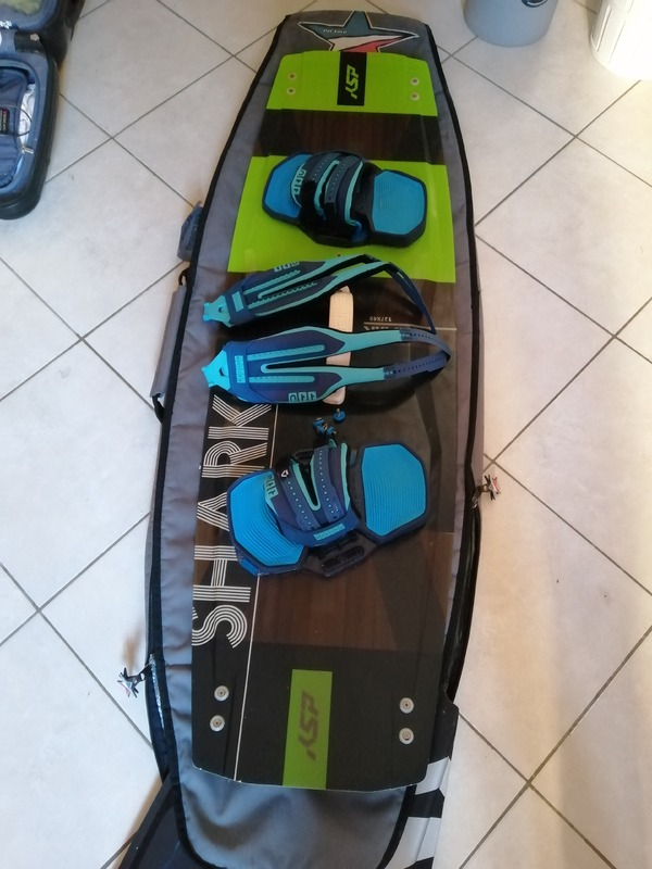 KSP - Shark + PADS