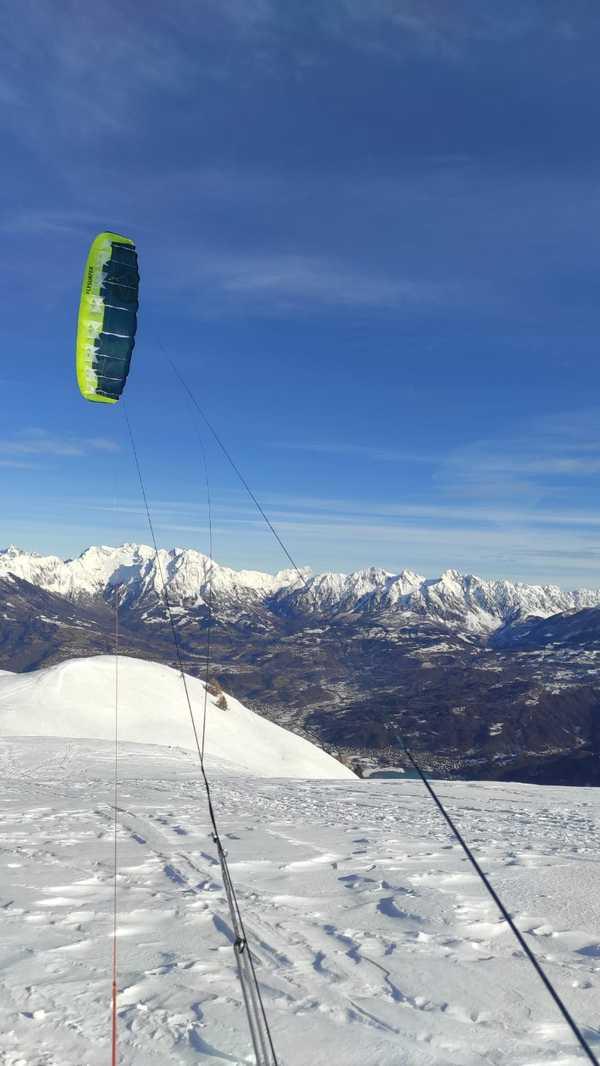 Flysurfer - Peak4 13mq completo