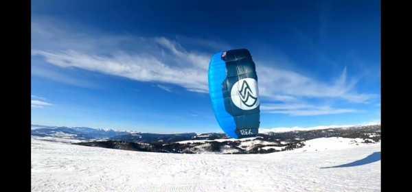 Flysurfer - Peak4 8mq completo