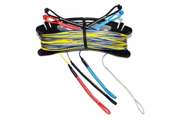 """Kiteattitude - Kite line set """"Race"""", 300kg, Dyneema"""