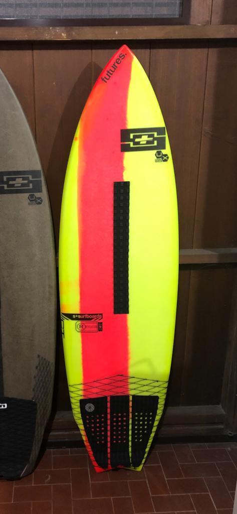 altra - S+Surfboard  Revelation 5,4