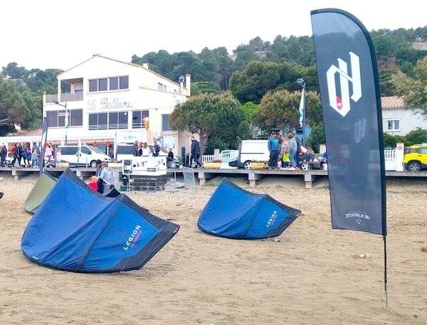 HB Surfkite - Legion 7 & 5
