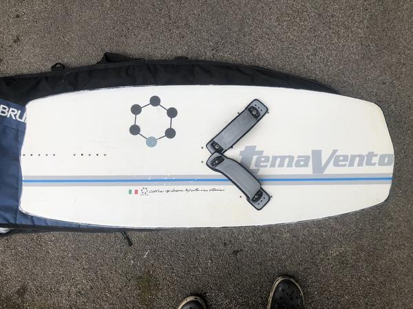 Temavento - Hydrofoil