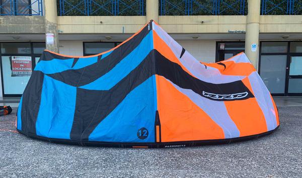 Rrd - Passion Mk10 12 mt Usato Ottime Condizioni *SPEDIZIONE GRATUITA IN ITALIA*