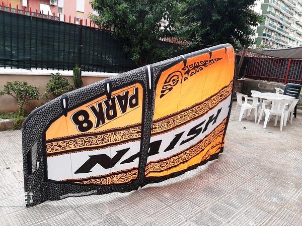 Naish - Park 8+barra
