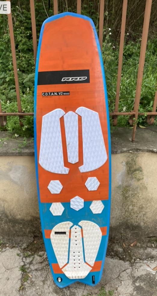 Rrd - Cotan 5'4' wood