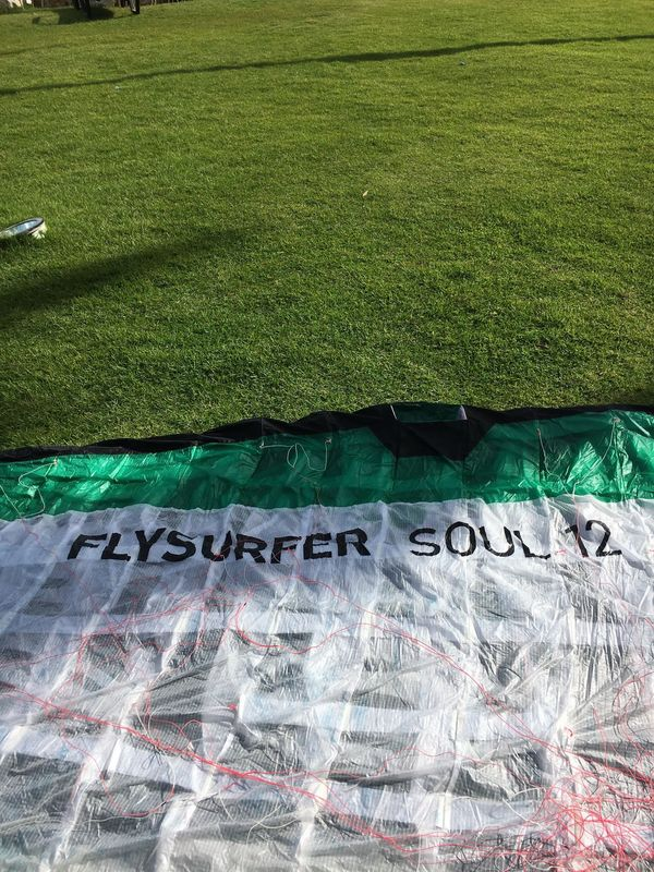 Flysurfer - FLYSURFER SOUL 12 MQ. 2019