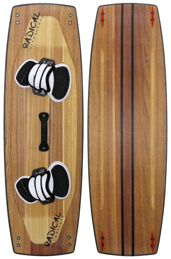 Radical Kiteboards - WOODY, 138x44cm
