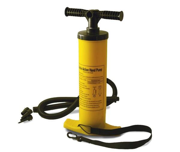 KSP - Kite-Pump Pompa per Kite con Beccucci Universali
