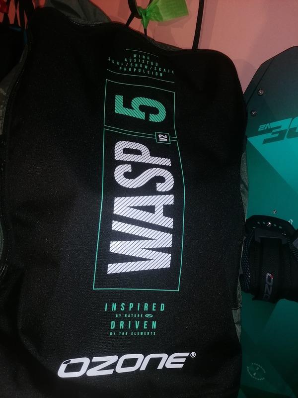 Ozone - wasp v2