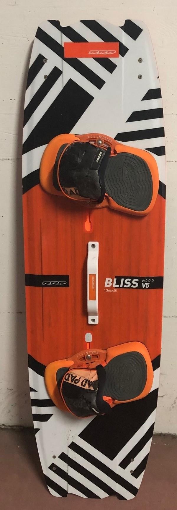 Rrd - BLISS V5 Wood