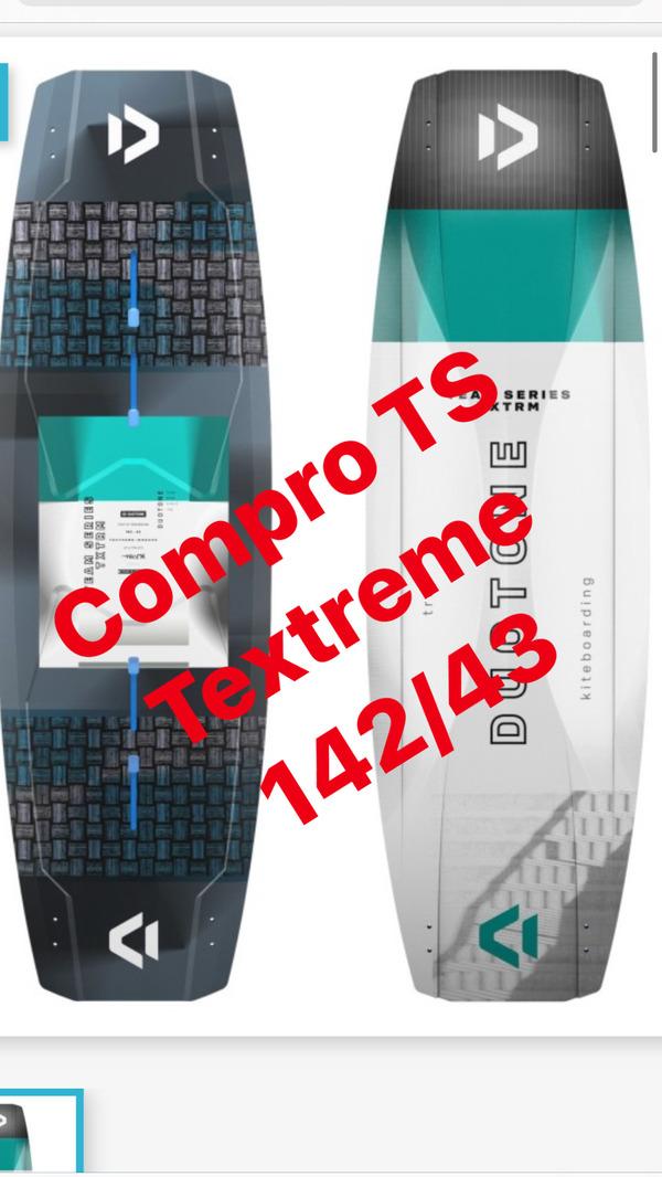 Duotone - Team series TS Textreme 142/43