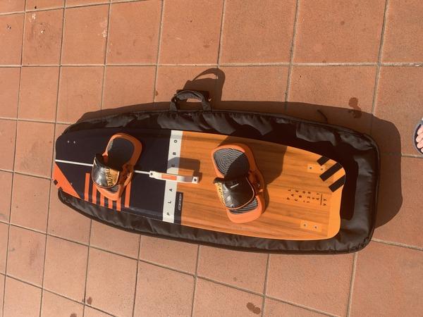 Rrd - Tavola kitesurf RRD Placebo 138x41 V7 (2020)