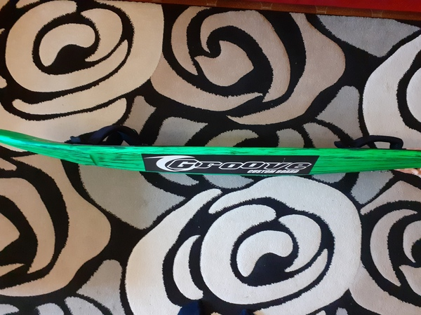 Groove - hydrofoil custom