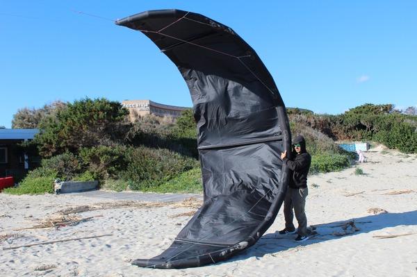 altra - Odo kiteboarding Yo